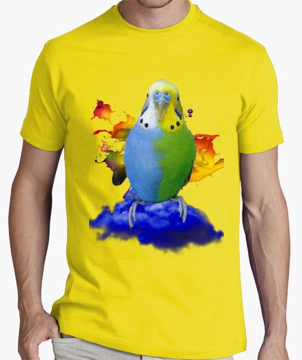 T-shirt PAPPAGALLO