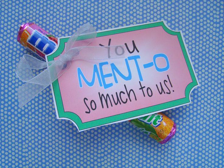 Cog Works: Volunteer Thank You Gifts #2