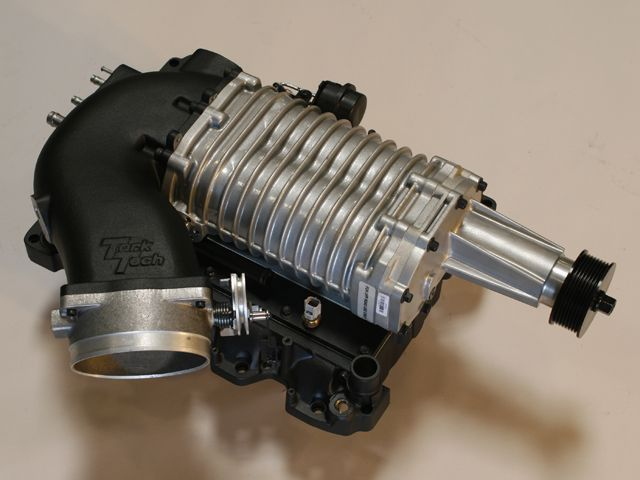 New Edge Mustang Supercharger - '99-'04 Two-Valve Roots Blower Kit - 5.0 Mustang & Super Fords Magazine
