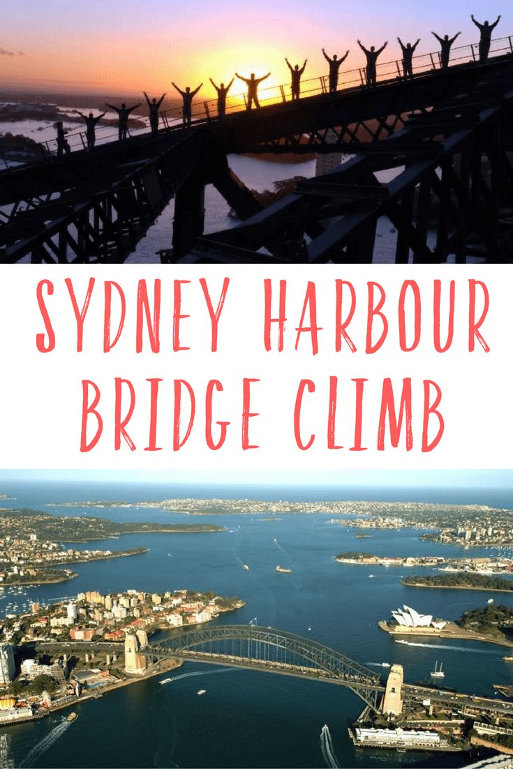 Is the Sydney Harbour Bridge Climb worth it? One of Australia's biggest tourist attractions and a world icon,but are the views worth it?