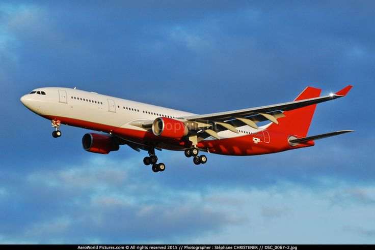 https://flic.kr/p/qHqqof | TLS.2008_0067-2_awp | Air Berlin Airbus A330-223 F-WWYA (cn 911) To be D-ALPJ