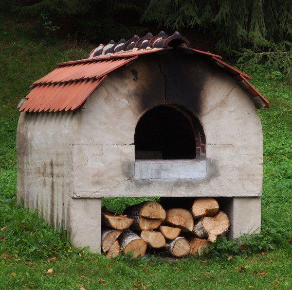 Die besten 25+ Steinofen bauen Ideen auf Pinterest Feuerstellen - pizzaofen grill bausatz
