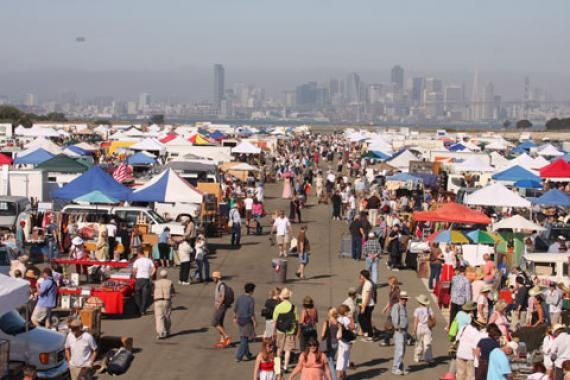 Alameda Antique Fair: Best Antique Fair! Isle after isle of great finds!