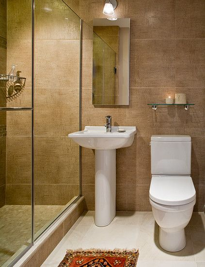 15 best images about bathrooms powder guest on for Unique small bathrooms