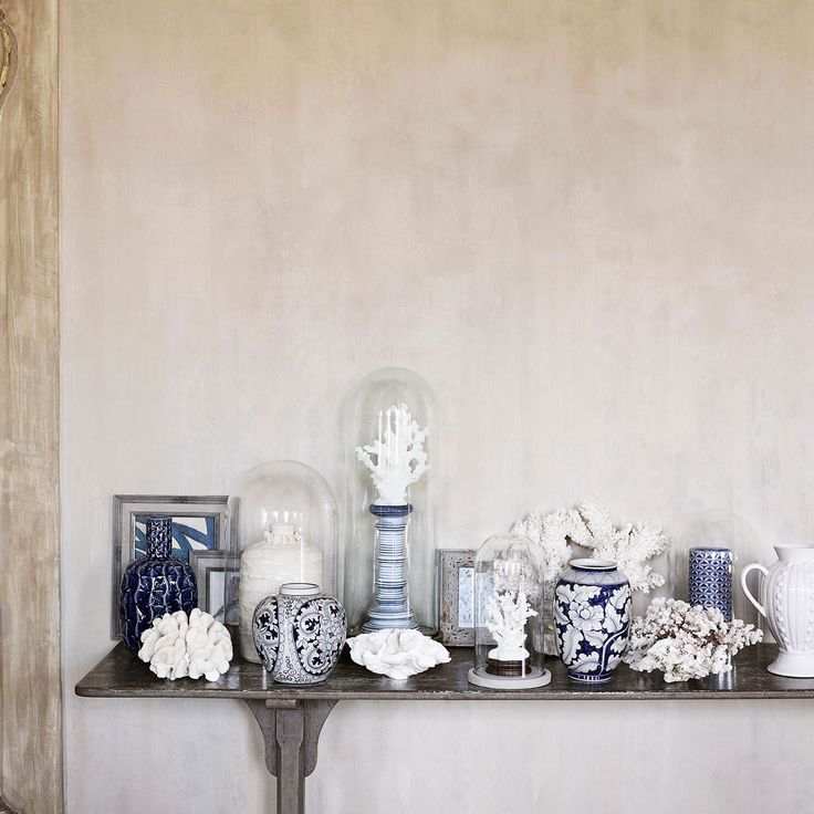 Collection of #CoastalCalm accessories from Zara Home #FashionYourHome