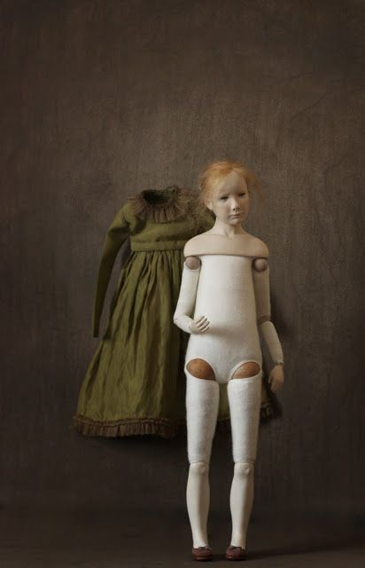Юлии Федоренко /Julia Fedorenko/ blown away by the facial expressions, and the jointing method for this artist's dolls.