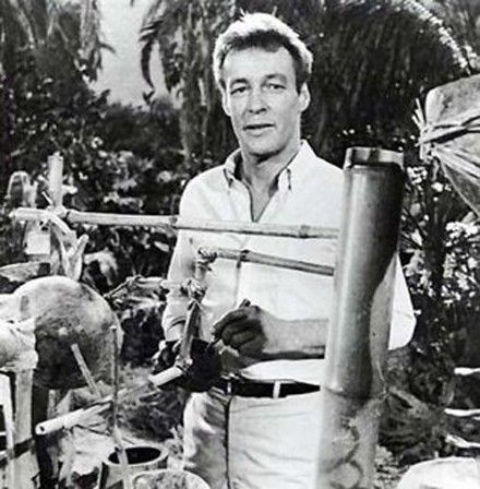 Russell Johnson, best known for his roll of the Professor on Gilligan's Island, passed away today, Jan 16, 2014. He was a World War II hero, awarded the Air Medal, Asiatic-Pacific Campaign Medal, Philippine Liberation Ribbon, WWII Victory Medal and the Purple Heart. While flying as a navigator in March 1945, his B-25 was shot down and had to ditch, during which he broke both his ankles. R.I.P. Professor, and thank you for your service. #WWII #History