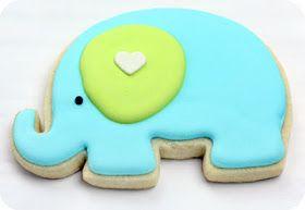 A Free Recipe: Elephant Cookies