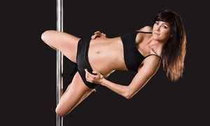 Get in shape in fun, flirty classes that draw from the techniques of pole dancing and other sensuous dances