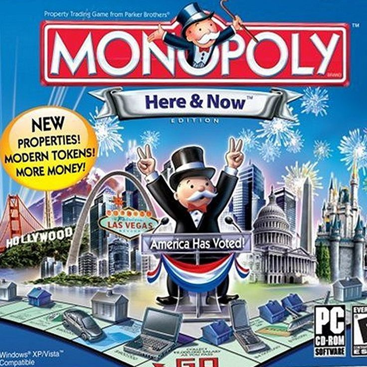 Monopoly Here and Now Edition Jual Game
