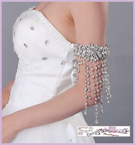 Gotta Have It Flower Rhinestone Bracelet Bridal