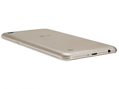"""Smartphone LG X Power 16GB Dourado Dual Chip 4G - Câm. 13MP Flash Tela 5.3"""" Proc. Quad Core Android com as melhores condições você encontra no Magazine Nunesrodrigues. Confira!"""