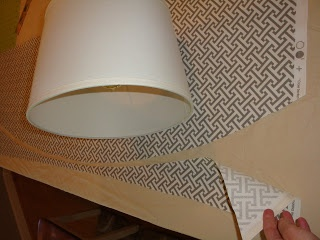 Material Lamp Shades: 17 Best ideas about Covering Lamp Shades on Pinterest | Diy lampshade,  Painting lamp shades and Paint lampshade,Lighting