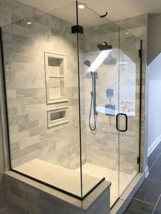 Lassen Sie sich von diesen luxuriösen Badezimmern inspirieren und gestalten Sie Ihr Zuhause auf die schickste und eleganteste Art und Weise, die Sie sich vorstellen können! #luxusbadezimmer #badezimmerd …