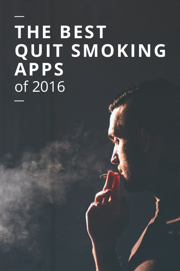 The Best Quit Smoking Apps of 2016