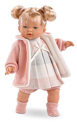 LLORENS Doll Aitana Cm. 33 With Voice - Dolls and Doll Ac... https://www.amazon.co.uk/dp/B06XKLDDSZ/ref=cm_sw_r_pi_dp_x_-yfdAbG7AKG2V