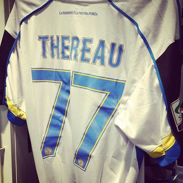 77 Cyril #Thereau #Udinese