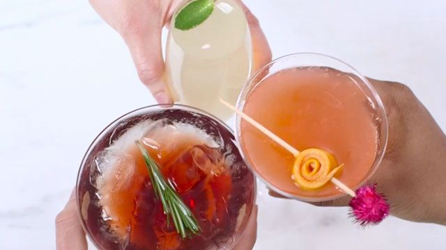 Three quick and easy Prosecco cocktails to add some fizz to your next party. Whether you need sweet, sharp, fruity or fragrant, we have the mixed drink for you.