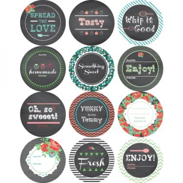 jelly jar label template - 25 best jar labels free jar labels jar label templates