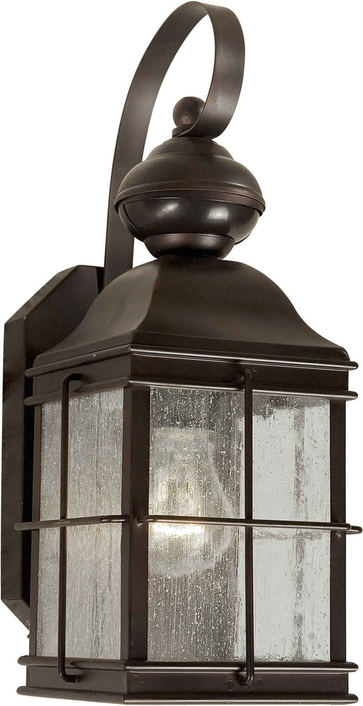 Best 25 wall lantern ideas on pinterest hanging - Exterior landscape lighting fixtures ...