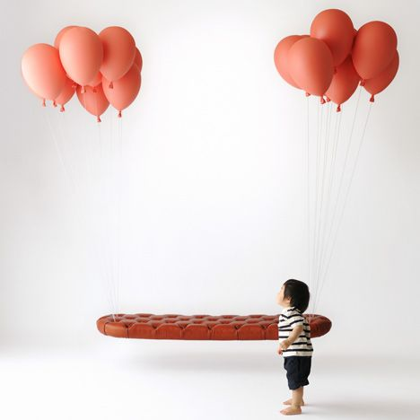 Balloon Bench by h220430