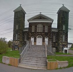 St. John the Baptist Parish, Springhill, Nova Scotia, Canada