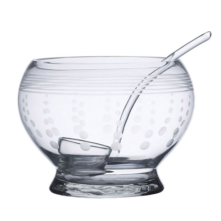 Mikasa Cheers 2-pc. Punch Bowl Set, Multicolor