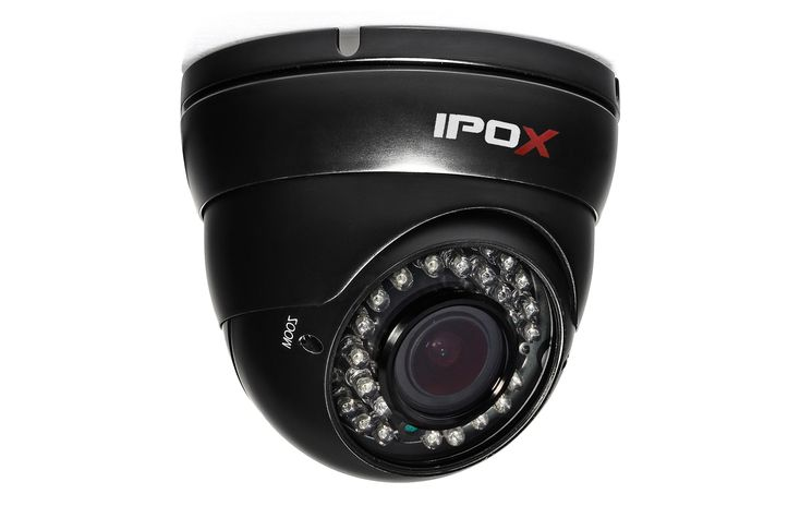 Kamera IPOX PX750EP | Kamery kopułowe ------------  Sony Effio-V >650 / >700TVL #cctv #camera #ipox