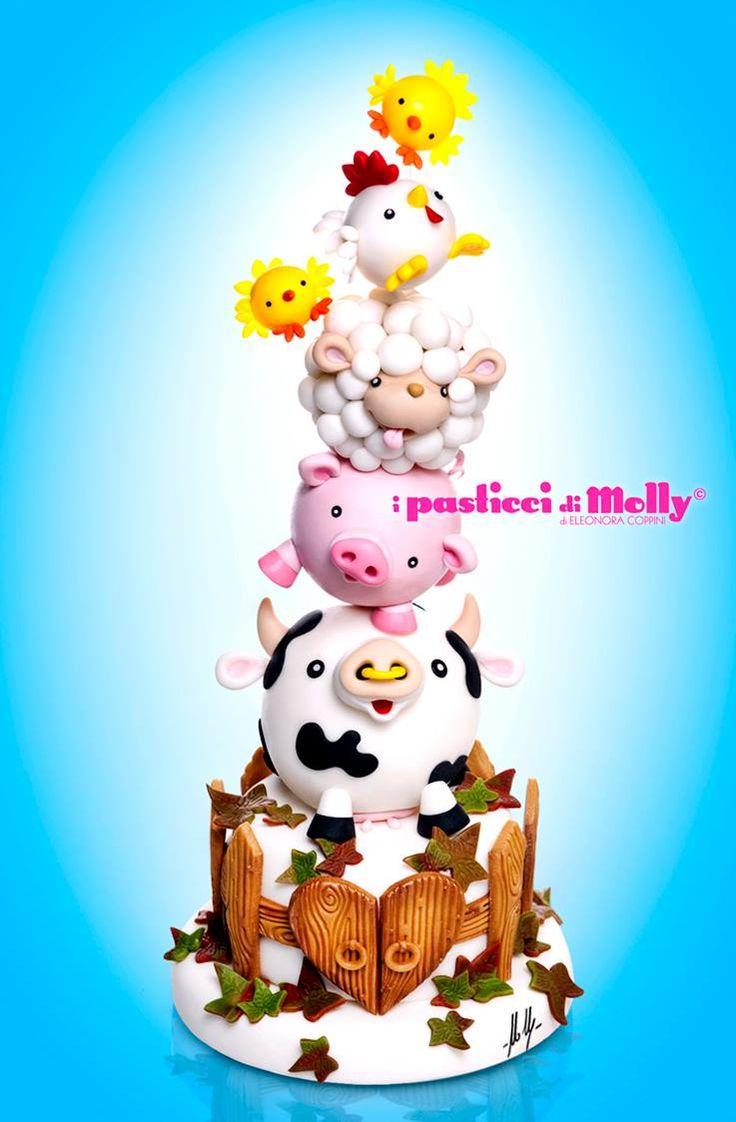 154 best Easter cake ideas images on Pinterest   Easter cake ...