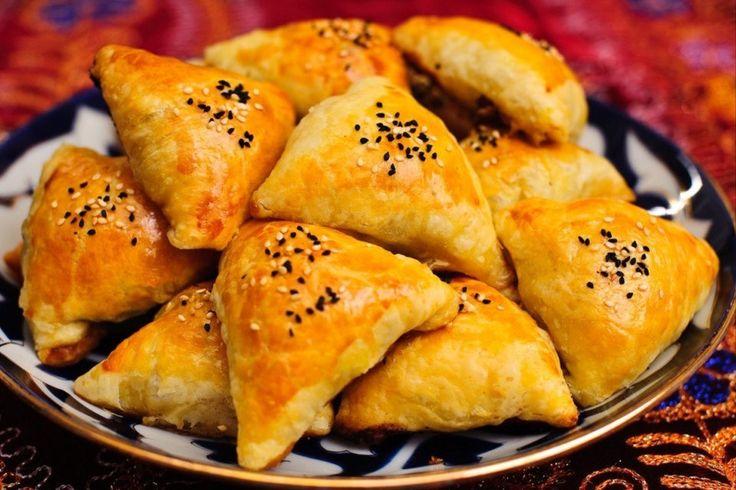 Самса узбекская слоеная » Женский Мир