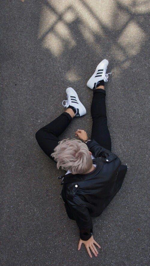 adidas Originals Superstar White and Black Trainers