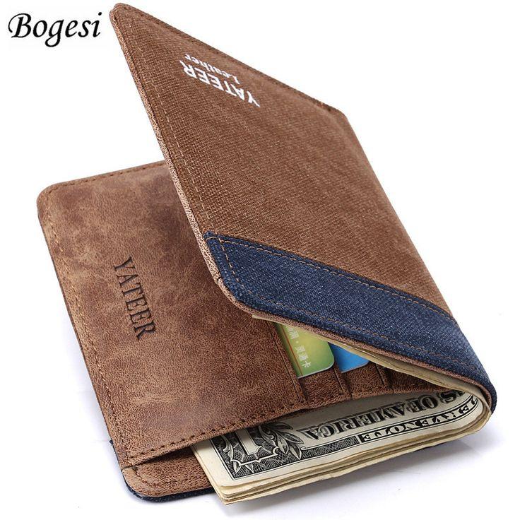 $4.42 (Buy here: https://alitems.com/g/1e8d114494ebda23ff8b16525dc3e8/?i=5&ulp=https%3A%2F%2Fwww.aliexpress.com%2Fitem%2F2015-Fashion-Men-s-Wallets-Denim-Canvas-Thin-Men-s-small-Wallet-Men-s-Purses-Short%2F32547529609.html ) 2015 Fashion Men's Wallets Denim Canvas Thin Men's small Wallet Men's Purses Short Mini Male Wallet Male Quality Money Purses for just $4.42