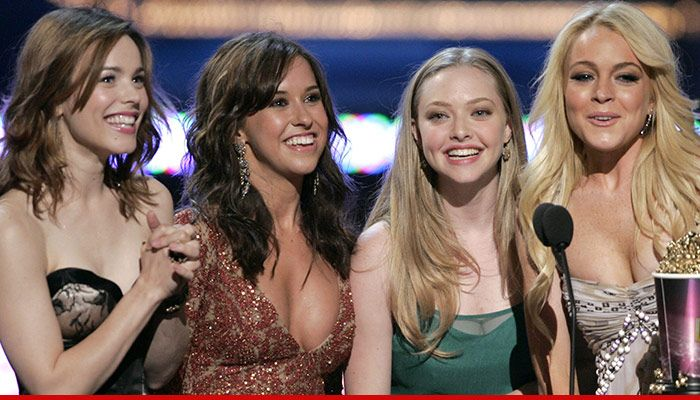 A Mean Girls Reunion is Happening