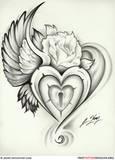 Photobucket | heart lock & key tattoo Pictures, heart lock & key tattoo Images, heart lock & key tattoo Photos