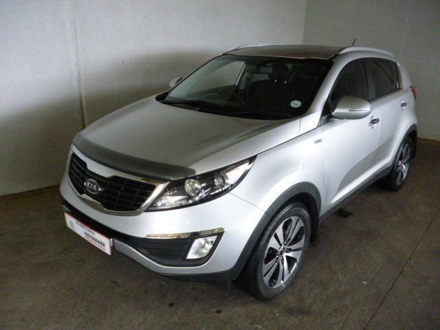 Looking for a SUV to Fit Your Needs. Look no Further with our 2010 #Kia #Sportage IV 2.4 DCVVT AWD. Silver,Automatic Transmission,Mileage of 84 000Kms, Priced R239 990. Extras: ABS Aircon Airbag - Driver, Pass & Sides Alarm ASR Audio Control on Steering Wheel Automatic Headlight Control Central Locking Remote Electric Seats Electric Windows - Front & Back Leather Seats  MP3 Player Towbar Park Distance Control - Rear Nudge Bar Contact Keith Rabilal on 0823231303 / 0317371500 or…