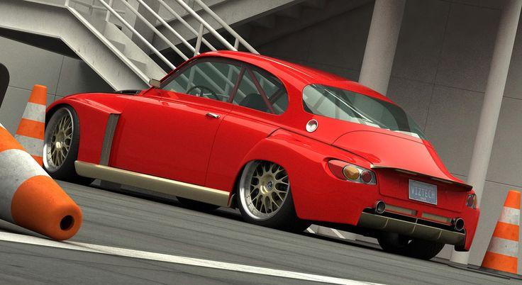 2010 Saab Custom (1968)