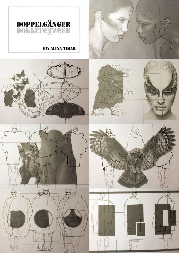 Sketchbook part I BA Collection Fall/Winter 2015-2016 Doppelganger by Alina Timar https://es.pinterest.com/alinatimar/doppelg%C3%A4nger-alina-timar-gala-uad-2015/