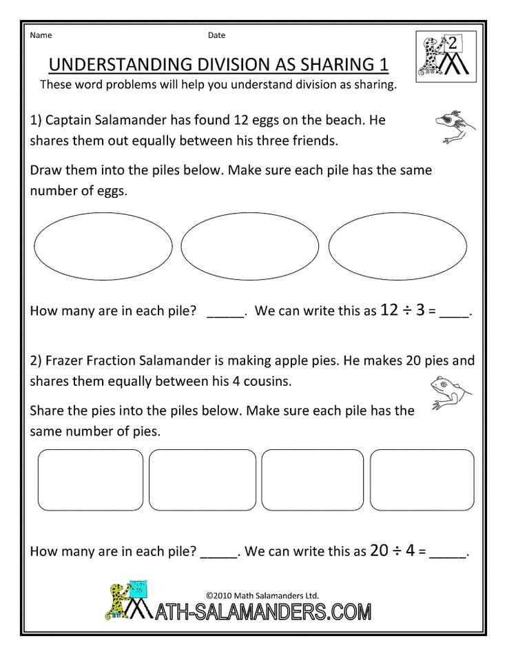 3rd4th Grade Division 10 handpicked ideas to discover in – Basic Division Worksheets for 2nd Grade
