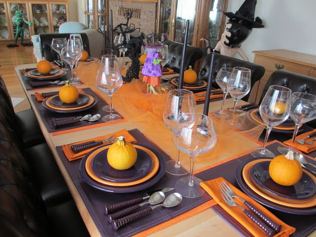 7 best book recommendations images on pinterest bestselling formal halloween tablescape using tangerine and plum fiesta dinnerware the welcomed guest fandeluxe Gallery