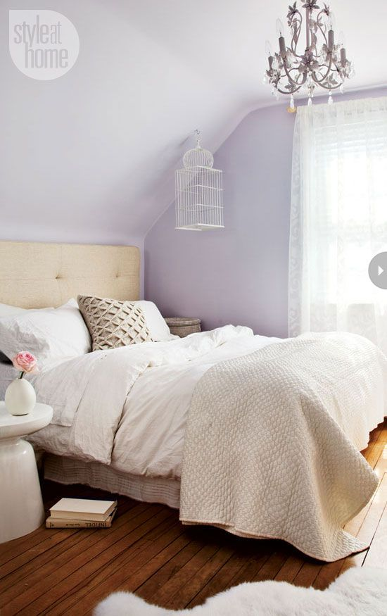 Lavender Bedroom Magnificent Decorating Inspiration