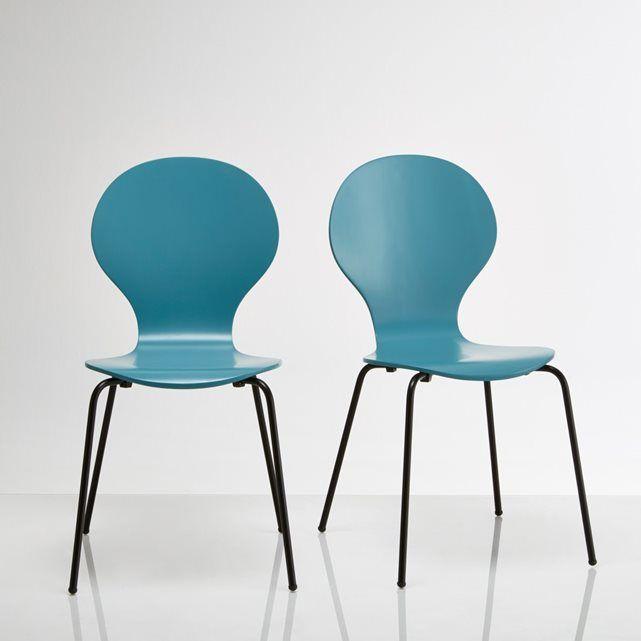1000 id es sur le th me chaise empilable sur pinterest chaises magis et pa - Chaise de bureau la redoute ...