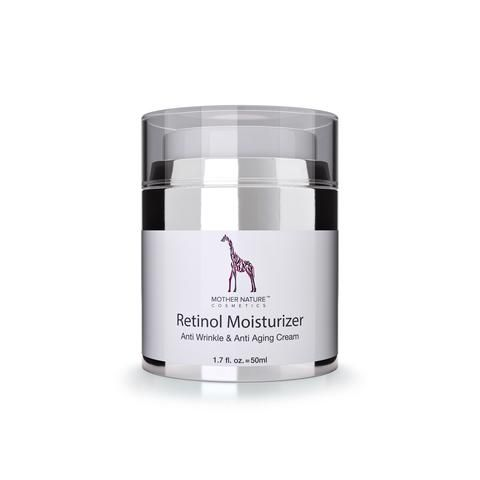 New and Approved Anti-Aging Retinol Crème with Vitamin E and Shea ButterMother Nature Retinol Crème...