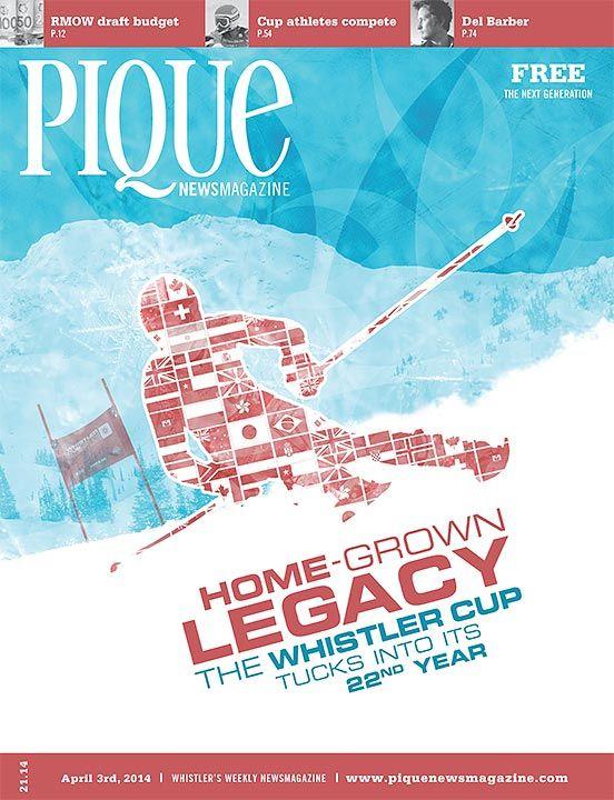 Pique Newsmagazine | Whistler, CANADA | Issue Apr 3, 2014