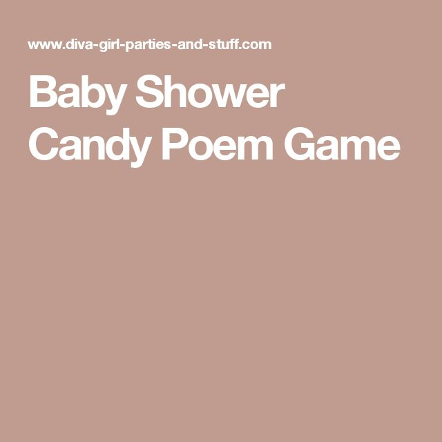 baby shower candy baby shower games shower baby fun baby baby shower