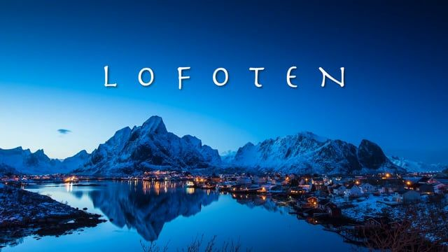 A new life of a postcard - a timelapse postcard from world's most beautiful…