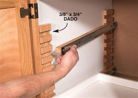 AW Extra 12/27/12 - 10 Easy Ways to Add Roll-Outs - Popular Woodworking Magazine