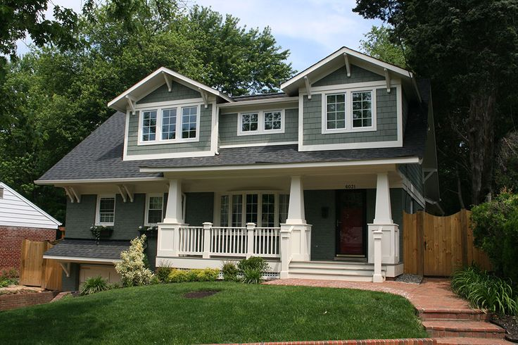 This 1950s Ranch Style Home Remodel In Northern Virginia Took A Drab Old House And Gave It New Life See Our Picture Gall