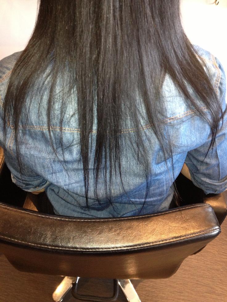 B4 hair extensions!