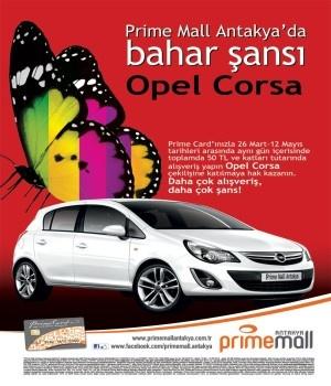 Prime Mall Antakya Opel Corsa Çekiliş Kampanyası  http://www.kampanya-tv.com/2013/04/prime-mall-antakya-opel-corsa-cekilis.html