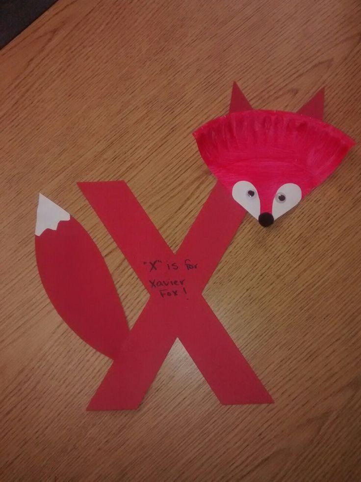 Letter X Crafts For Preschool 25+ best ideas ...